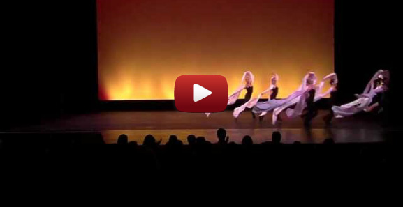 Joffrey Ballet: 'Ripples of a Dream' Dance