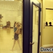 Both Ballet and Hip Hop Students Practicing In Studios A and B