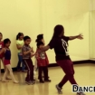 Energetic Kids Work Up A Sweat In Hip Hop With Irene Ashu