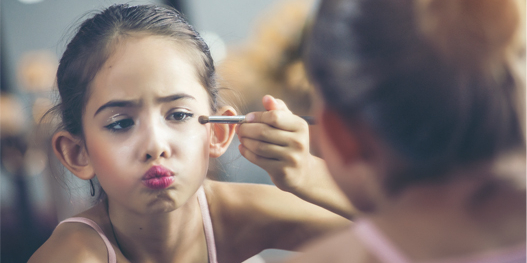 Recital Stage Makeup