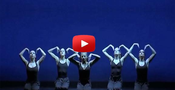 DanceLova's Ivy Chen Choreography Featured At Joffrey
