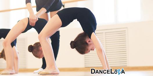 Acro Dance Grade One