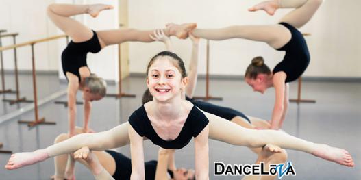 Acro Dance Grade Three