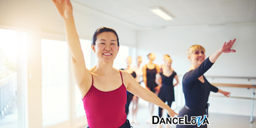Adult Ballet Beginner