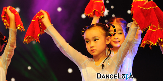 Chinese Dance Grade Two