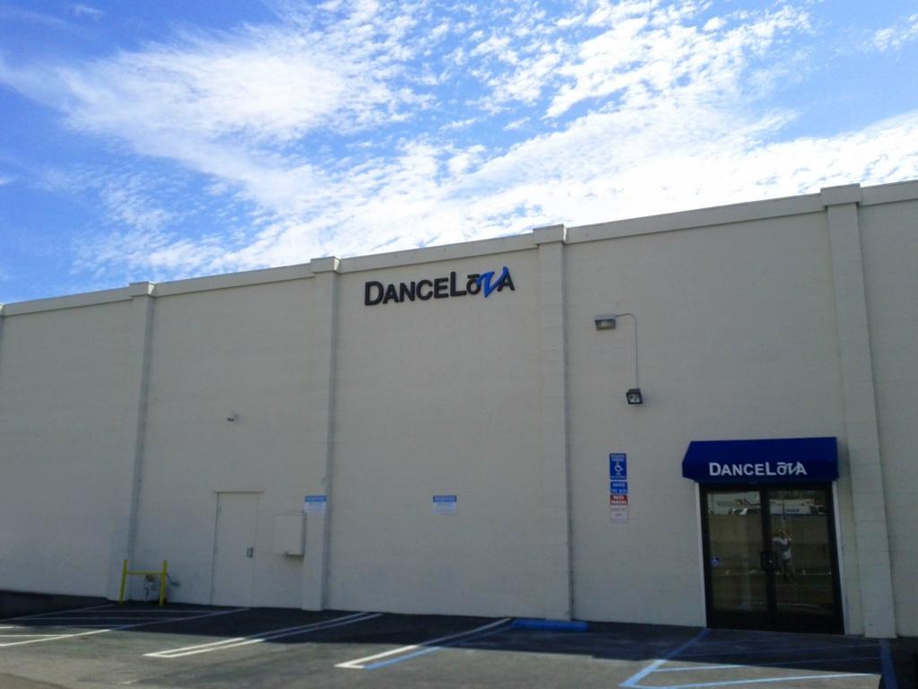 DanceLova Irvine CA Location